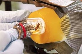 1 Test bees for varroa infestation