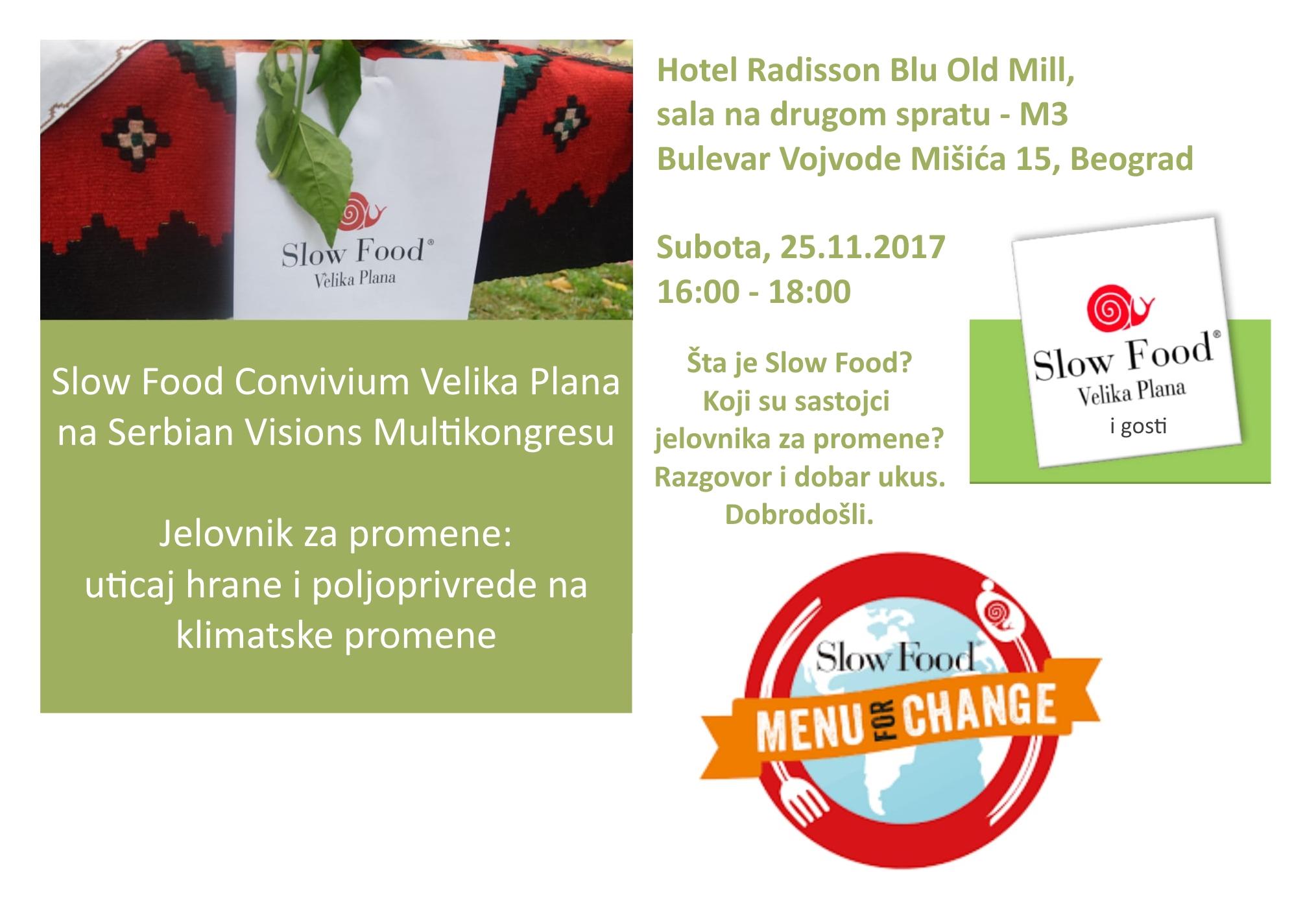 Pozivnica SFVP Serbian Visions  2017