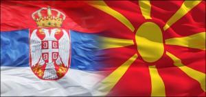 Srbija Makedonija